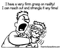 reality strangle
