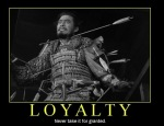 LoyaltyDead