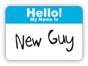 New guy 1