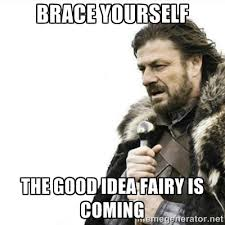 Image result for good idea Fairy