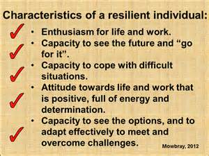 Resilience 3